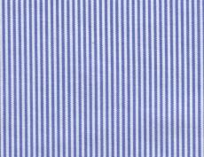 Dessin: blue and white stripes