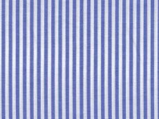 Dessin: blue, thin stripes