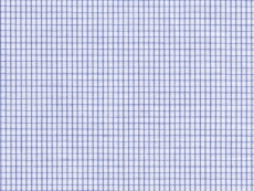 Dessin: blue, small checks