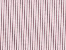Dessin: thin red stripes