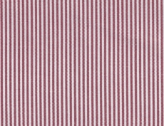 Dessin: red, thin stripes