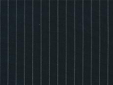 Dessin: black, thin white stripes