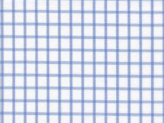2Ply, blue checks, classic