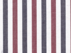 Dessin: blue, red and white stripes