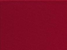 Twill: red