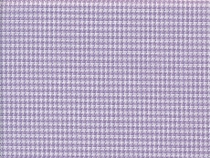 2Ply: houndstooth purple