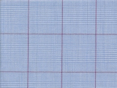 2Ply: fine purple checks (Glencheck)