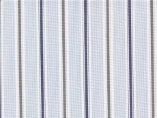 2Ply (140): stripes beige, light blue, white