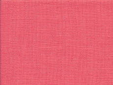 Linen coral red