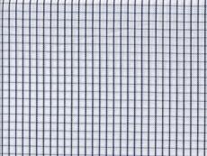 Twill: fine blue checks