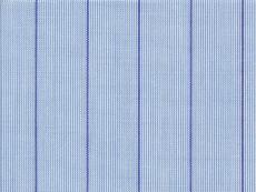 2Ply: fine blue stripes