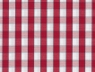 2Ply: red and white checks