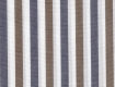 Deessin: brown, blue and white stripes