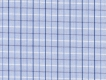 Vollzwirn: Karo blau-hellblau