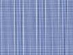 2Ply: fine dark blue checks (Glencheck)
