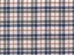 Flannel: blue-green-brown