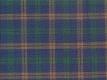 Flannel: Checks blue green brown