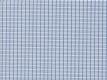 Vollzwirn: Karo klein hellblau
