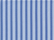 2Ply: stripes dark and light blue