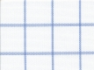 Vollzwirn: Karo blau