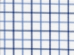 Dessin: blue with dark blue checks